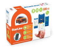 StarLine S96 v2 2CAN+4LIN 2SIM GSM+GPS